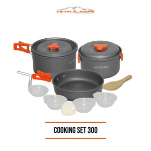 Cooking set DH 300