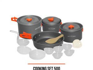 Dhaulagiri Cooking set DH 500