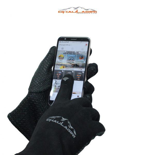 DH Gloves windstopper