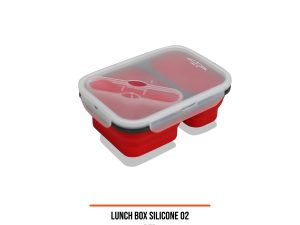 Lunch Box Silicone