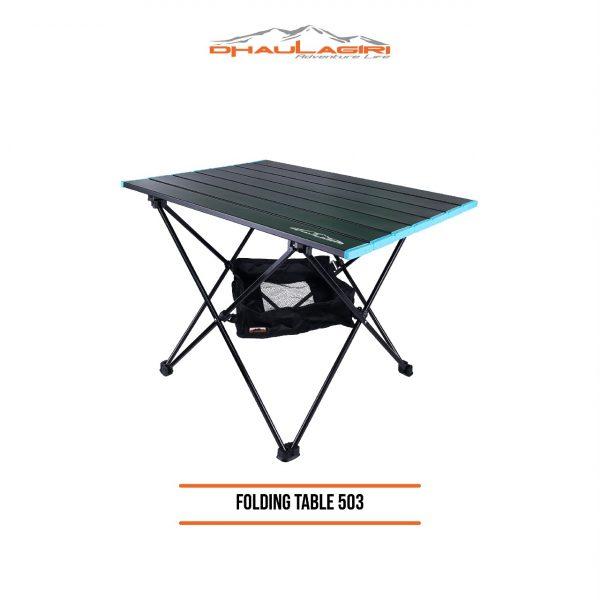 DH Folding Table 503